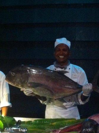 Kuredu Island Resort & Spa: THAT'S WHAT I CALL A FISH