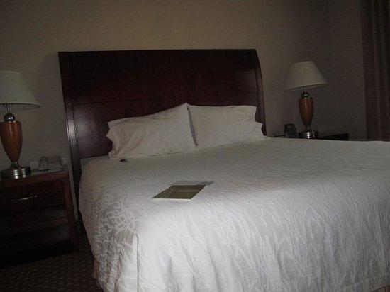 Hilton Garden Inn Victorville: bed