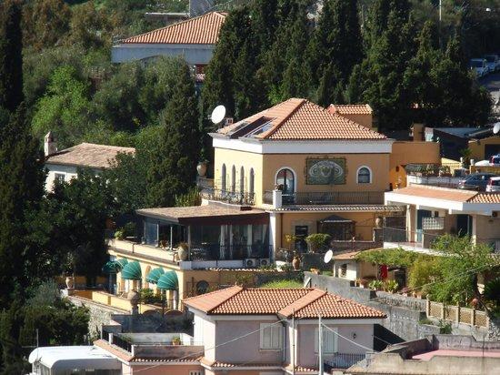 Hotel Villa Ducale: Main villa