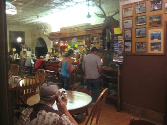 Jersey Lilly: Historic saloon