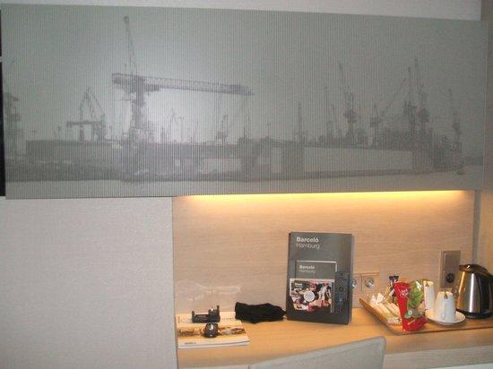 Barceló Hamburg: Tea for Two