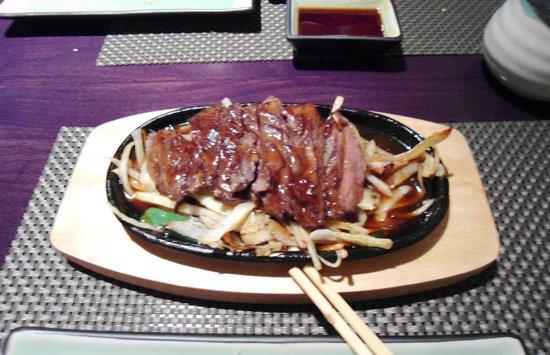 Kyoto: Beef Teppanyaki