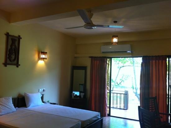 MPS Village: deluxe room