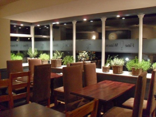 Maltsters Pub & Restaurant: refurb