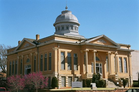 Oklahoma Territorial Museum and Carnegie Library,