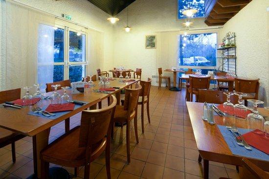 Kyriad Paris Ouest - Villeneuve La Garenne : Restaurant