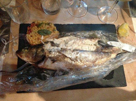 Le Coude à Coude : ....tasty fish