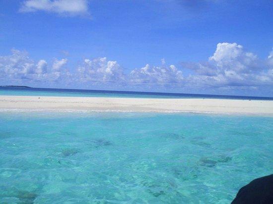 Summer Island Maldives: Stand!