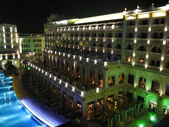 Mardan Palace: Вид из номера