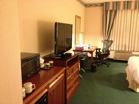 Hilton Garden Inn Boise Spectrum : TV