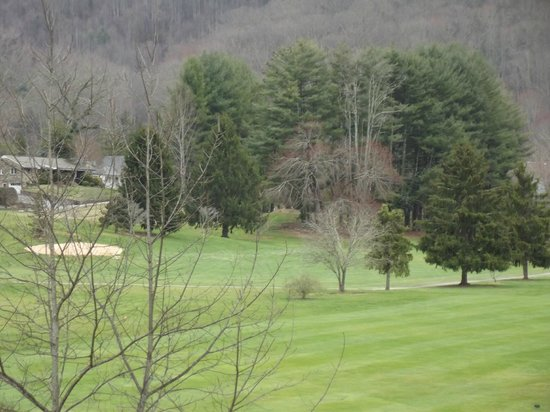 The Waynesville Inn, Golf Resort & Spa: Golf Course