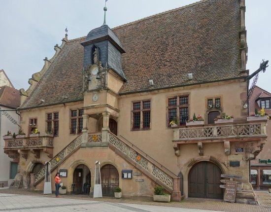 Restaurant La Metzig 1525 : La Metzig