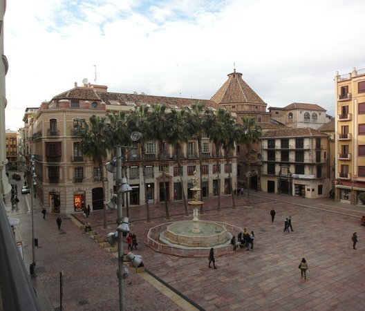 Room Mate Larios: The view from our suite