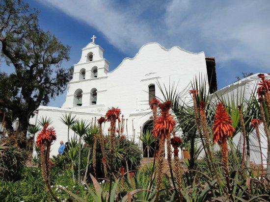 Mission Basilica San Diego De Alcala Picture Of Mission