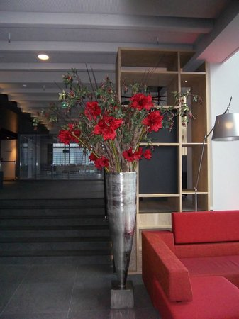 Ramada Apollo Amsterdam Centre : reception