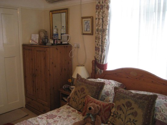 The Beech Tree Guest House : Bedroom area
