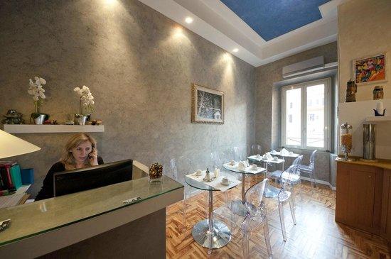 Relais Conte Di Cavour de Luxe: Reception