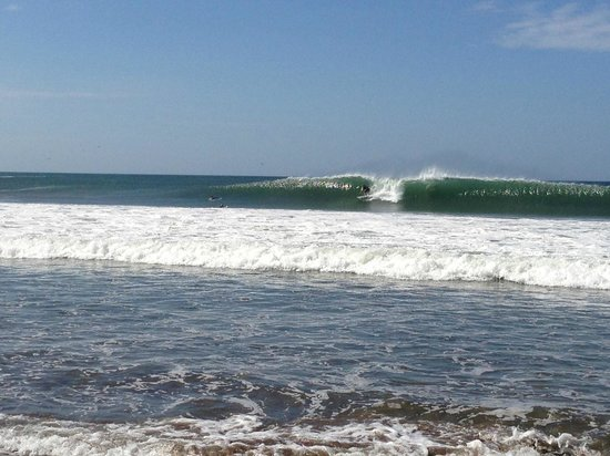 Las Plumerias Lodge and Surf: Playa Santana