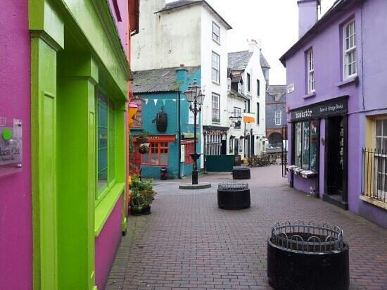 Kinsale Heritage Walks : Kinsale town
