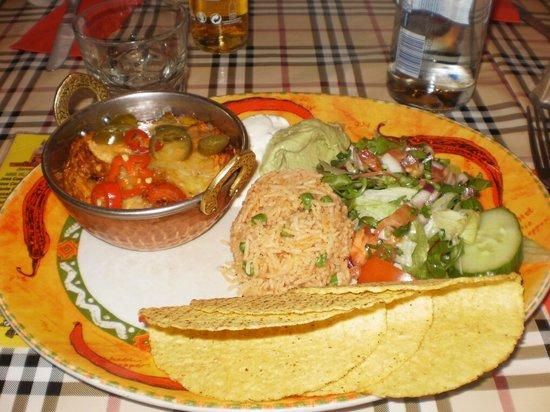 Loco Mexicano: Chicken Tacos