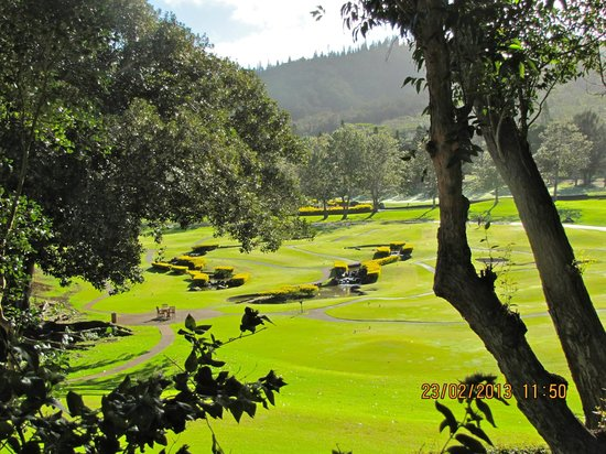 Four Seasons Resort Lana'i, The Lodge at Koele - TEMPORARILY CLOSED: Executive Putting Course