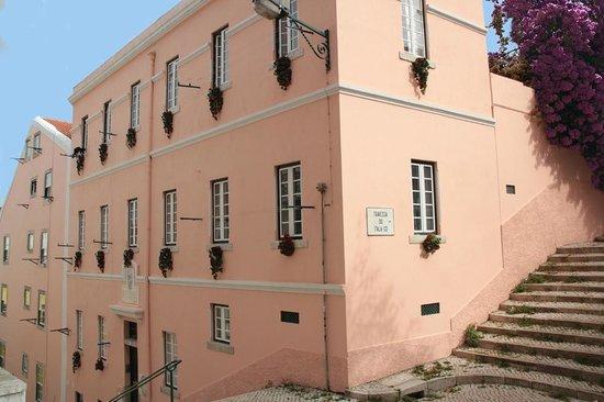 Lisbon Inn: Edicifio dos apartamentos