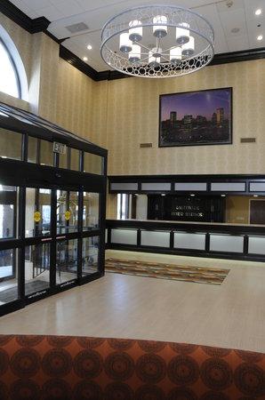 Days Inn Baltimore Inner Harbor: Lobby