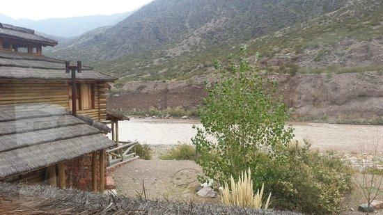 Cabanas Pueblo del Rio: Increible
