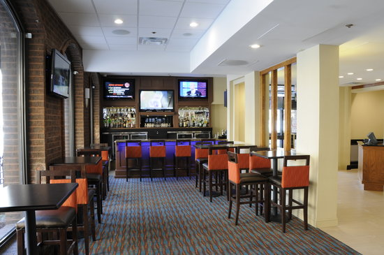 Days Inn Baltimore Inner Harbor: Bar