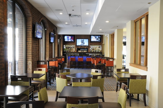 Days Inn Baltimore Inner Harbor: Restaurant
