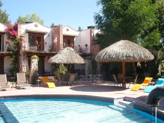 Atotonilco el Viejo Hotel Resort & SPA: La mejor de mis vacaciones