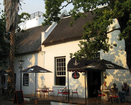 The Stellenbosch Hotel: Jan Cats Restaurant, Andringa Street