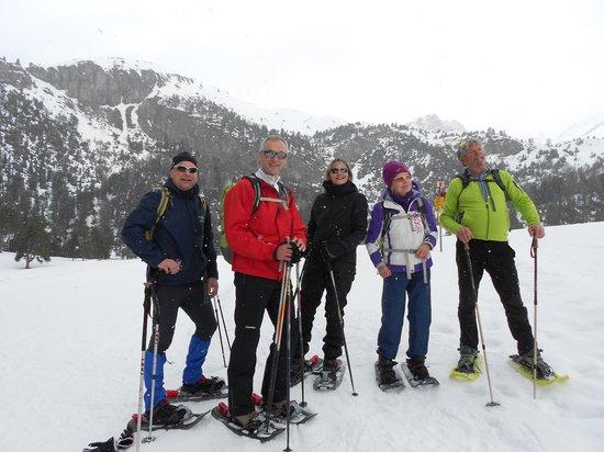 Alpin & Relax Hotel Das Gerstl: Schneeschuh-Wanderung mit Chef