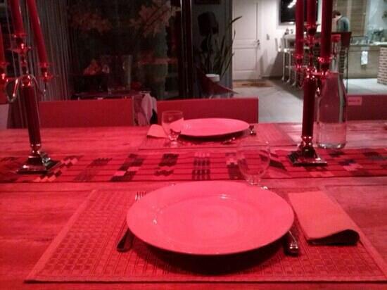 SweetHOME : le dîner en amoureux!