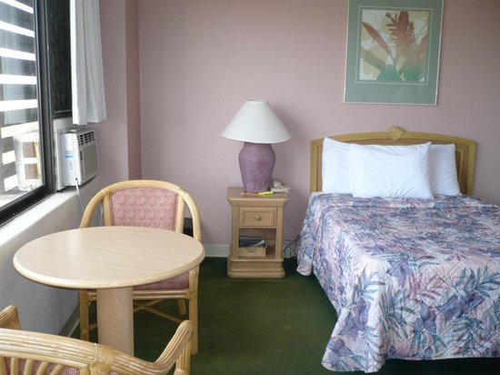 Hawaiian Monarch Hotel: Studio 1513
