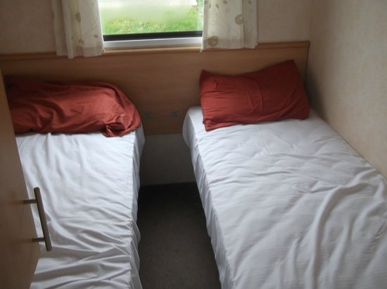 Seaview Holiday Park - Haven: twin room
