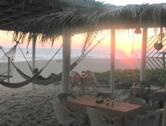 Hotel Evasion: Beautiful site on the beach to relax