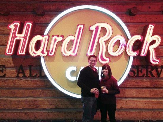 Hard Rock Cafe Purple Haze