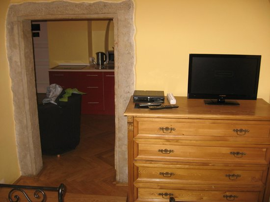 Charming Prague Apartments At the Black Star: Room