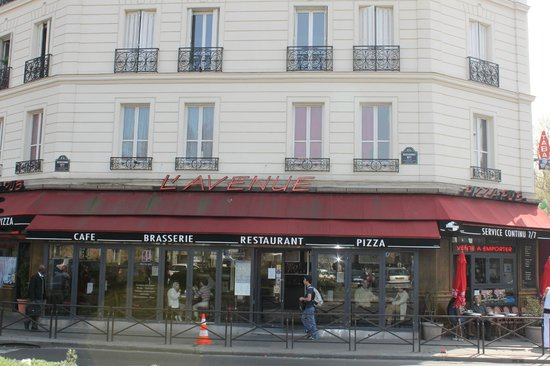 L 39 avenue paris 85 rue vauvenargues restaurant reviews for Porte 12 restaurant paris