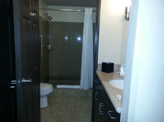 Holiday Inn Oceanside Camp Pendleton Area: Bath
