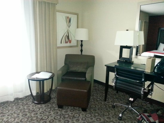 Holiday Inn Oceanside Camp Pendleton Area: The room