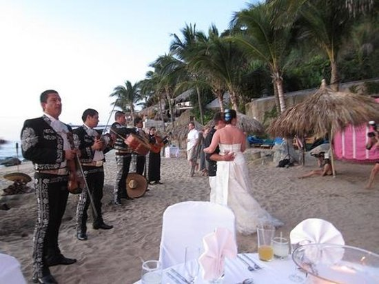 Playa Escondida: wedding 3/16/13