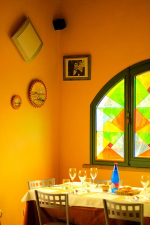 Tenuta La Lupa: Sala da pranzo