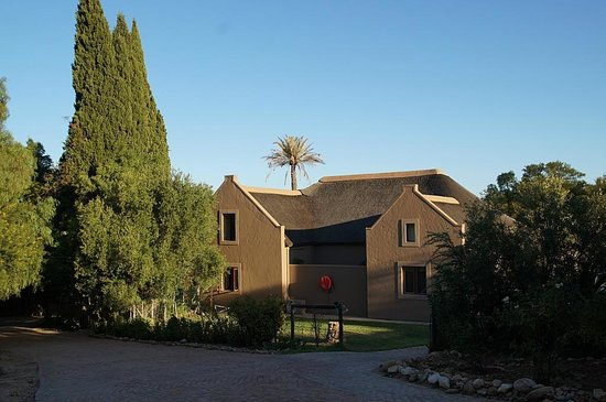 Thabile Lodge: Die Lodge