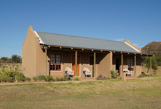 Thabile Lodge: Cottage