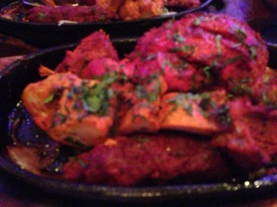 Ashuka: mixed grill
