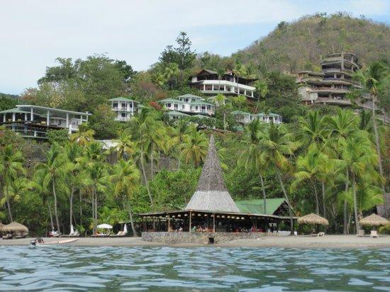 Anse Chastanet: Resort