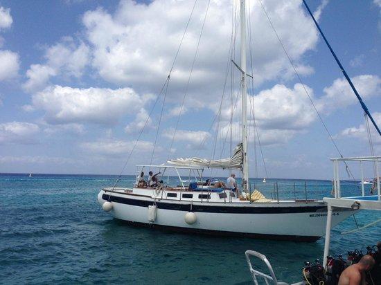 Cozumel Boat Trips: Adalaide Boat