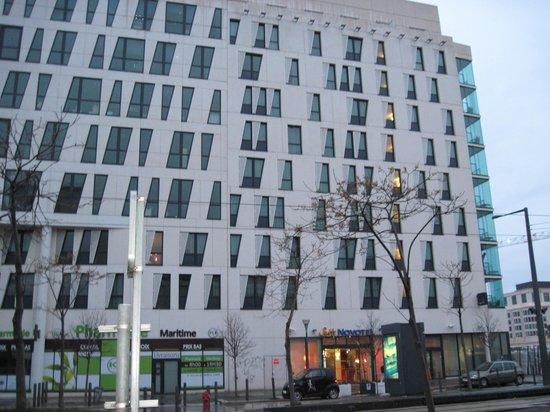 Suite Novotel Marseille Centre Euromed: außen